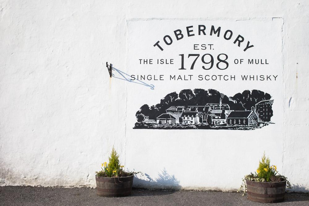 distillerie de Tobermory