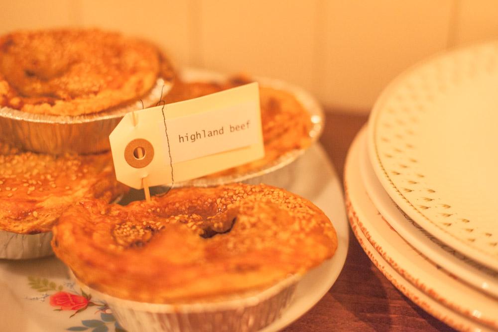 Skye pie café at glenfield view
