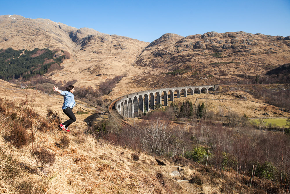 Le pont Harry Potter - Ecosse