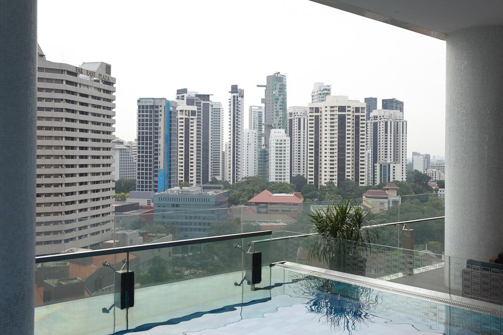 Où dormir à Singapour ? The quicy hotel