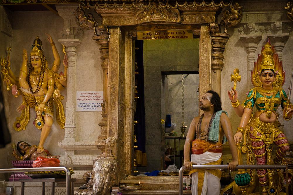 Que faire à Singapour ? Sri Veeramakaliamman temple à découvrir dans little india