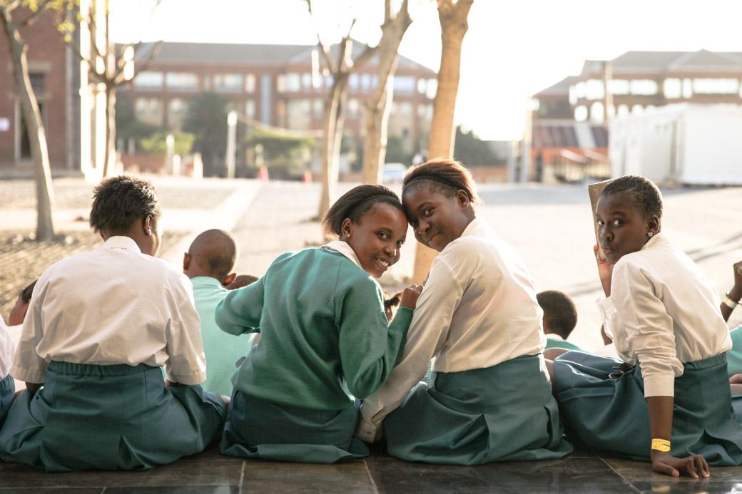 Visite de constitution hill - Johannesburg afrique du sud