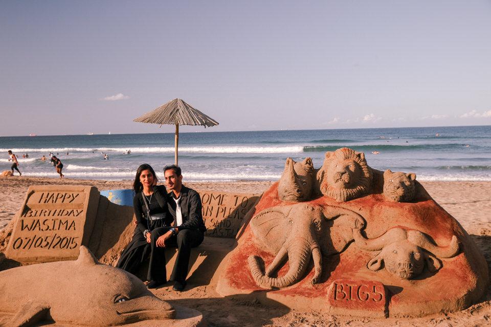 Durban Afrique du Sud - Big 5