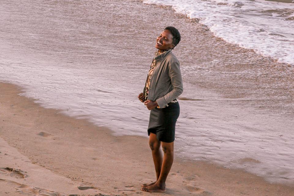 Durban Afrique du Sud - Mannequin 2