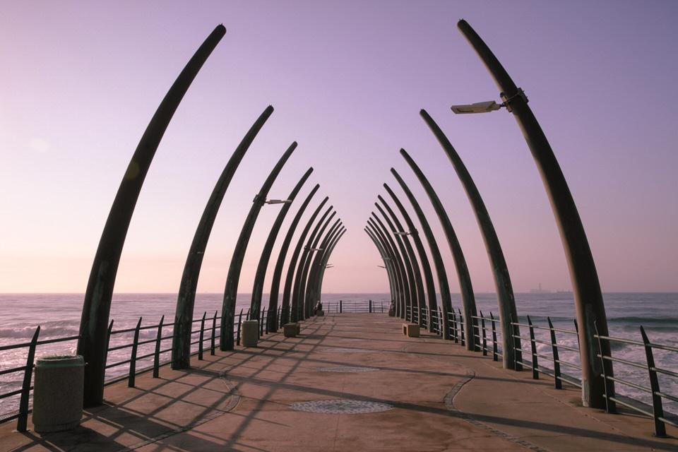 Durban Afrique du Sud - Umhlanga