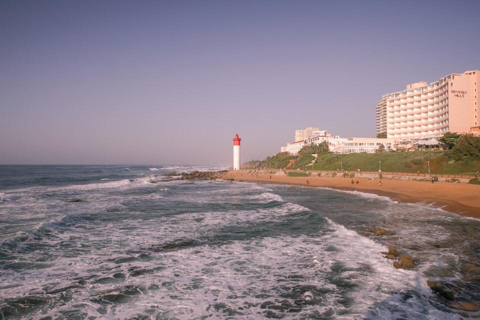 Durban Afrique du Sud - le phare