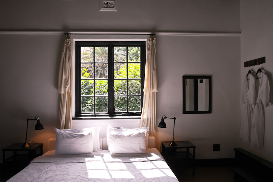 Gandhi Johannesburg - chambre satyagraha