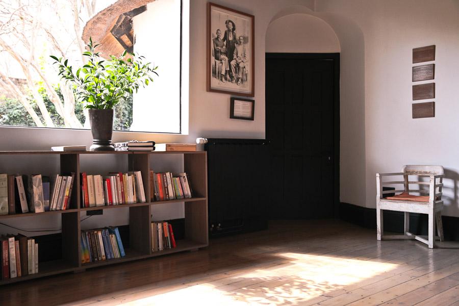 Gandhi Johannesburg -foyer Satyagraha house