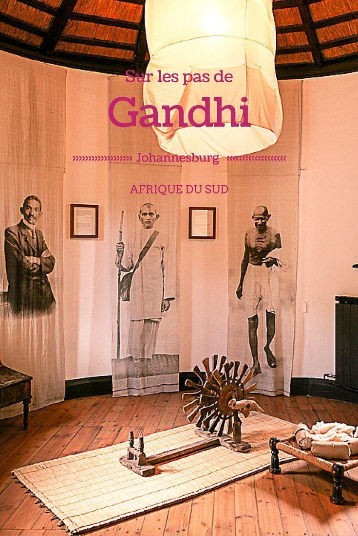 Mon paradis sur terre se trouve à Johannesburg à la Satyagraha house. C'est dans cette maison, aujourd'hui propriété de Voyageurs du Monde que Gandhi a établi sa philosophie de vie. Un lieu emprunt de sérénité. A découvrir absolument !