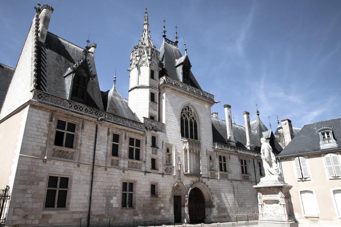 Palais Jacque Coeur Bourges Berry