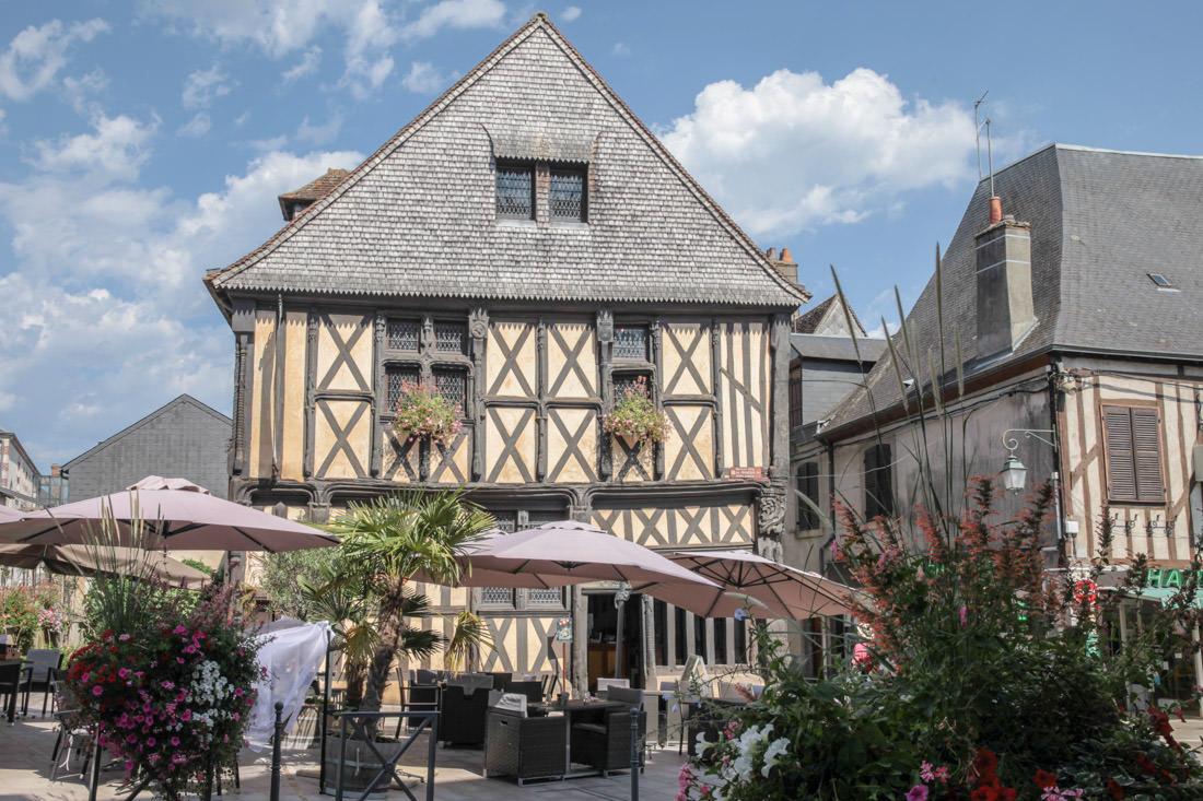 Maison François 1er Aubigny sur Nère