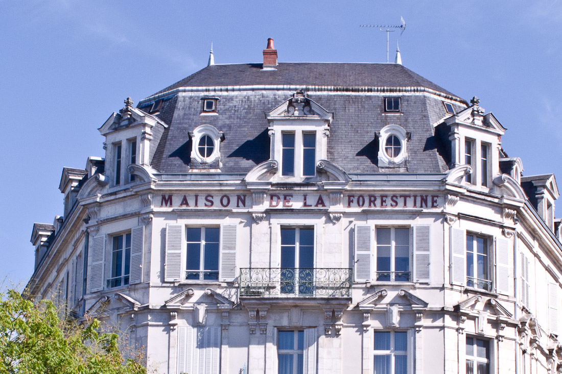 Maison de la forestine Bourges