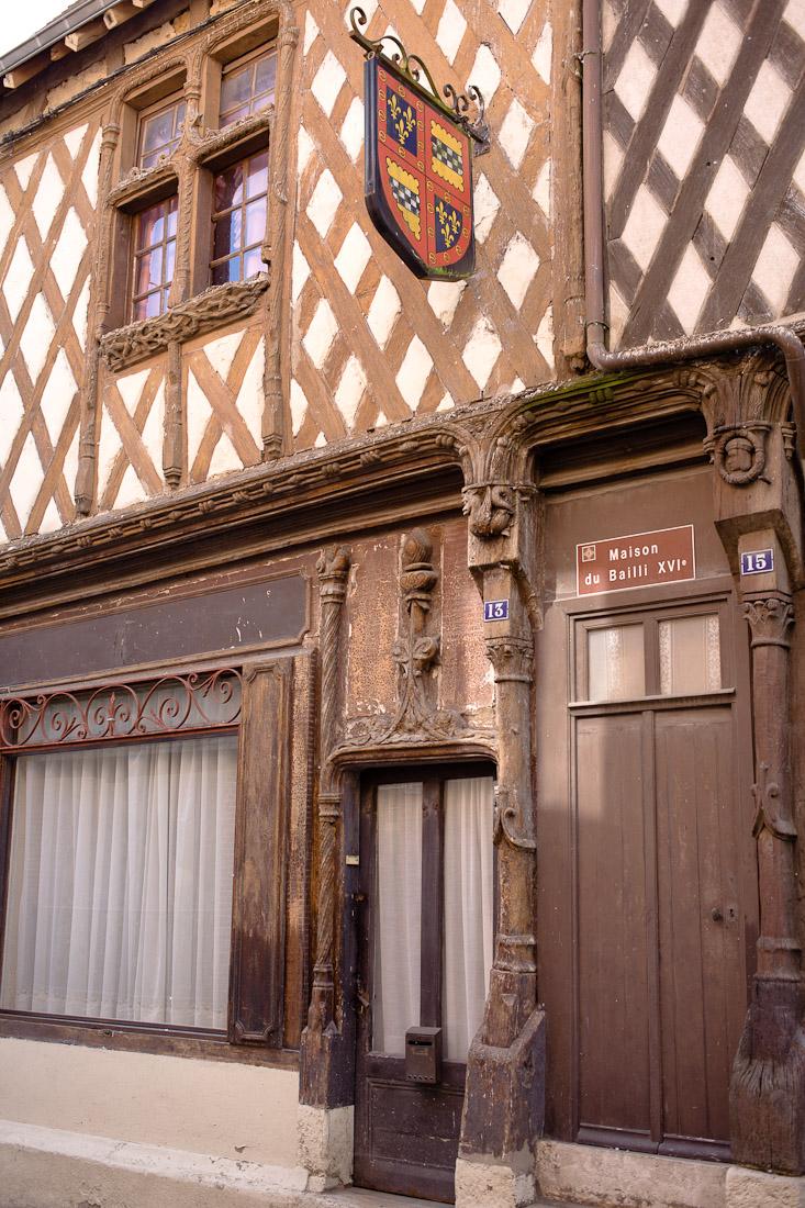 Maison Bailly aubigny sur Nère