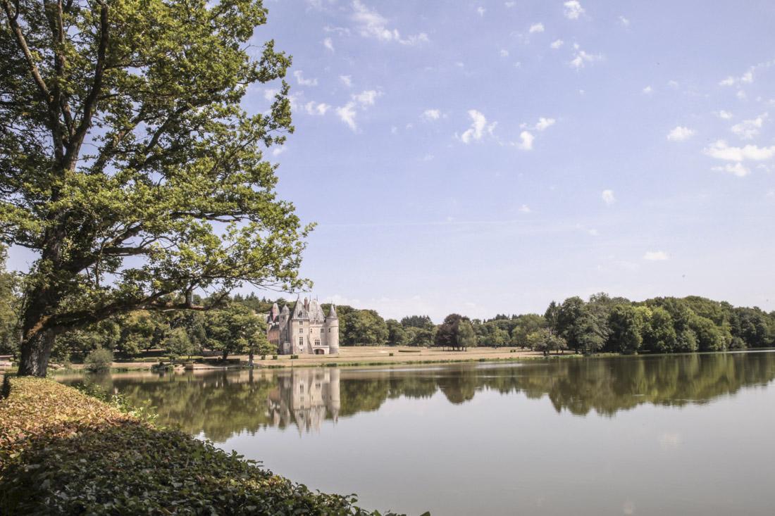 Chateau de la verrerie oizon cher