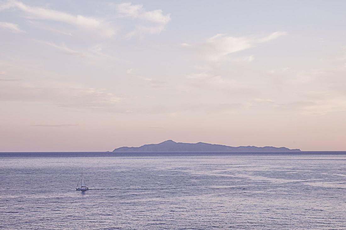 Athènes Grèce - le bateau du cap sounion