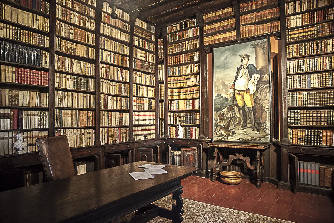Lombardie - Blibliothèque la maison et musée de como et Rocca visconteo