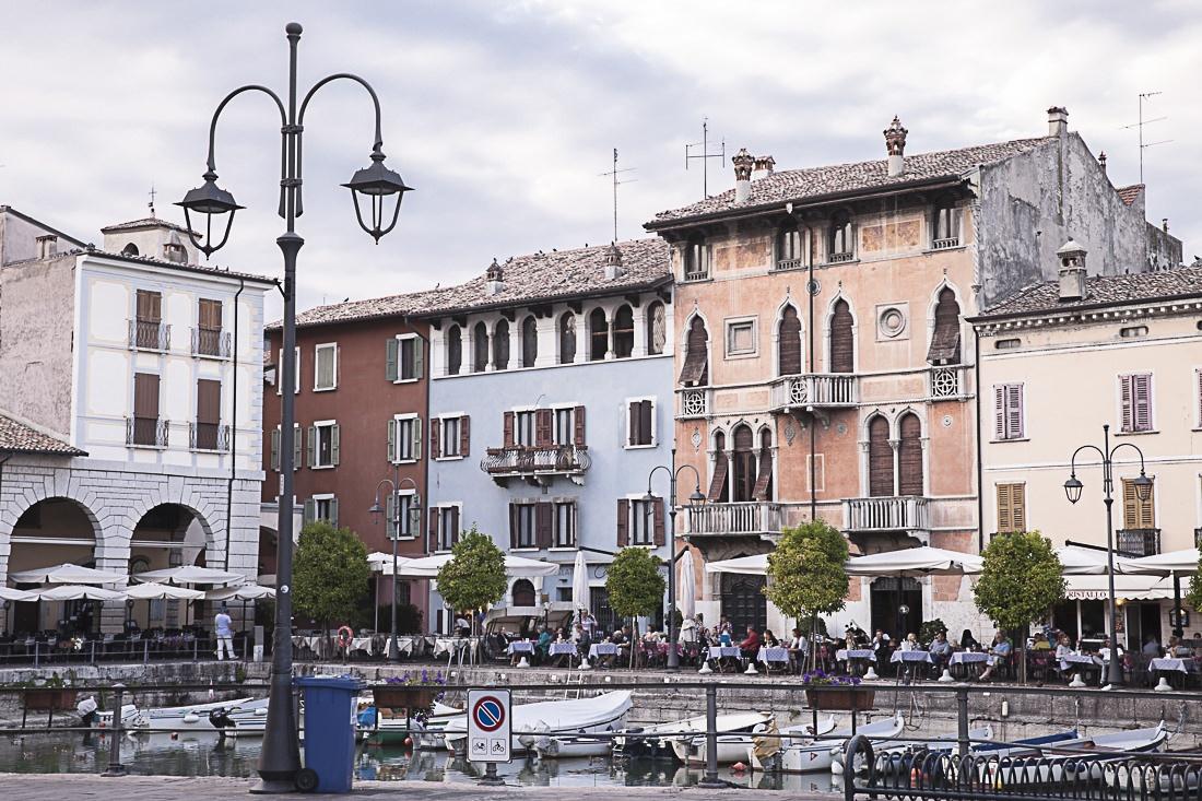 Lombardie - village de Desenzano