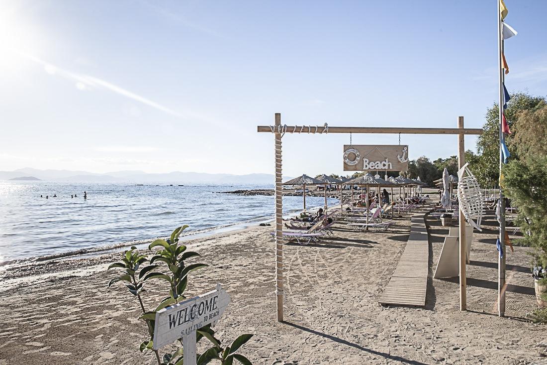 Croisiere une journée athènes - to the beach