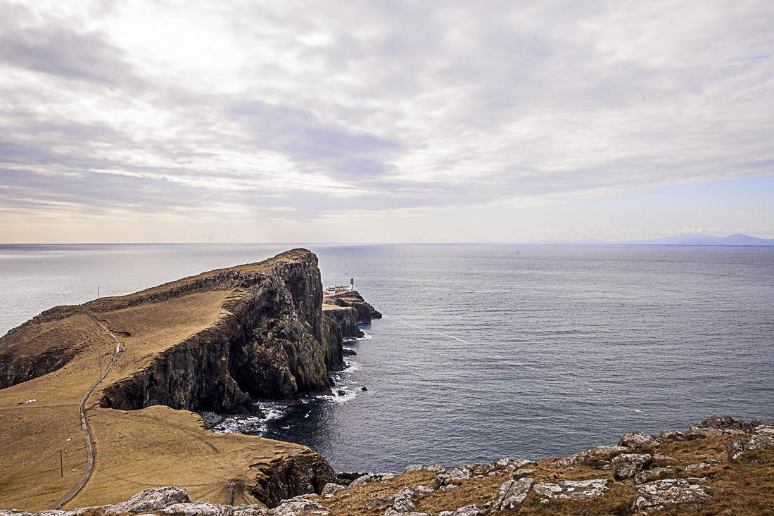 Neist point, le bout du monde sur l'île de Skye