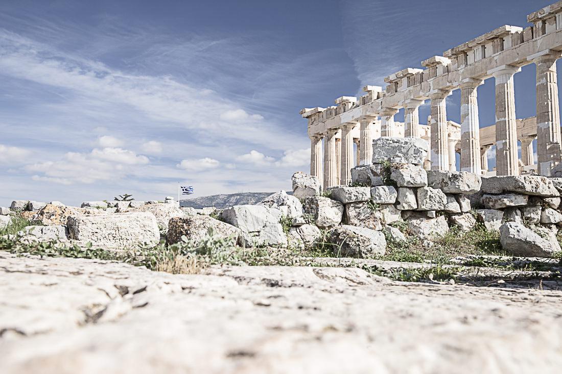 L'incontournable Acropole à visiter à Athènes