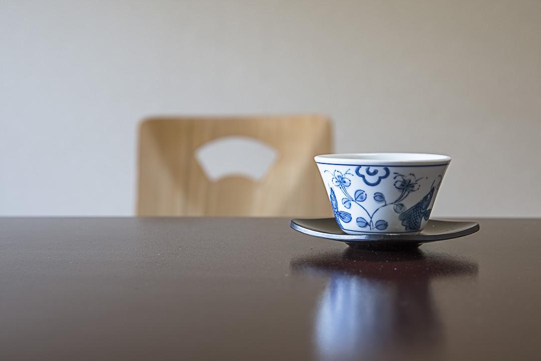 Simplicité et sobriété de la décoration