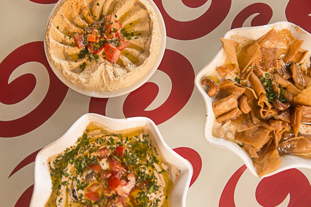 Farooj al Zaeem restaurant syrien istanbul