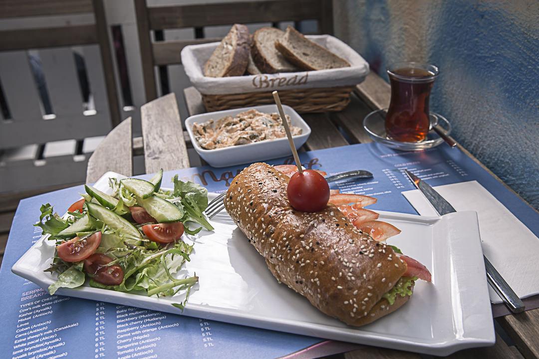 Marmelat, un petit restaurant sympa dans le quartier de galata