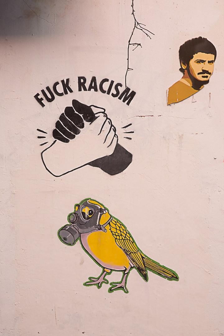 Street art à Istanbul