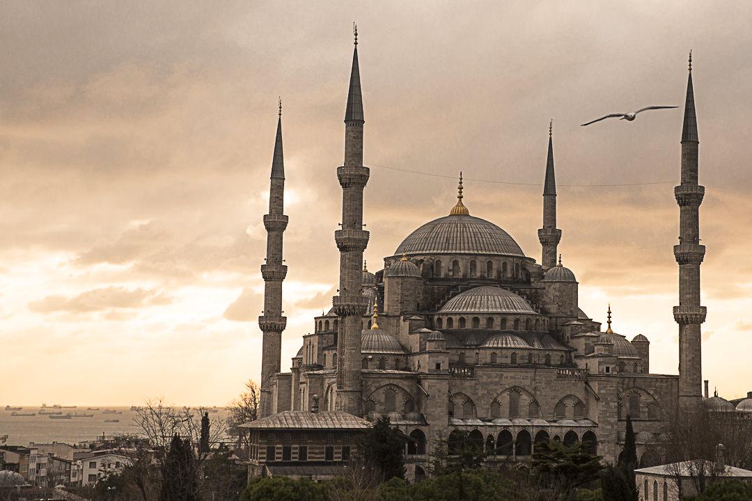 Visiter Istanbul et profiter des couchers de soleil sur Sultanahmet