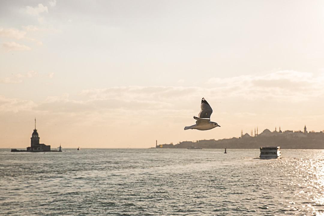 Poésie sur le Bosphore, Istanbul