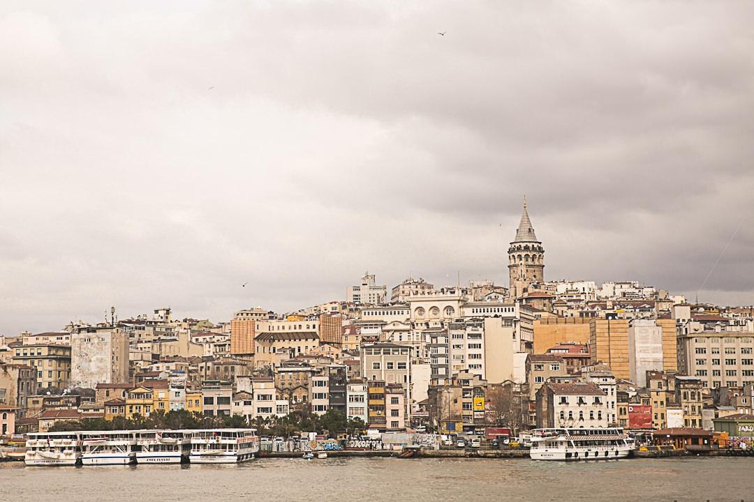 Tour Galata Istanbul - Turquie