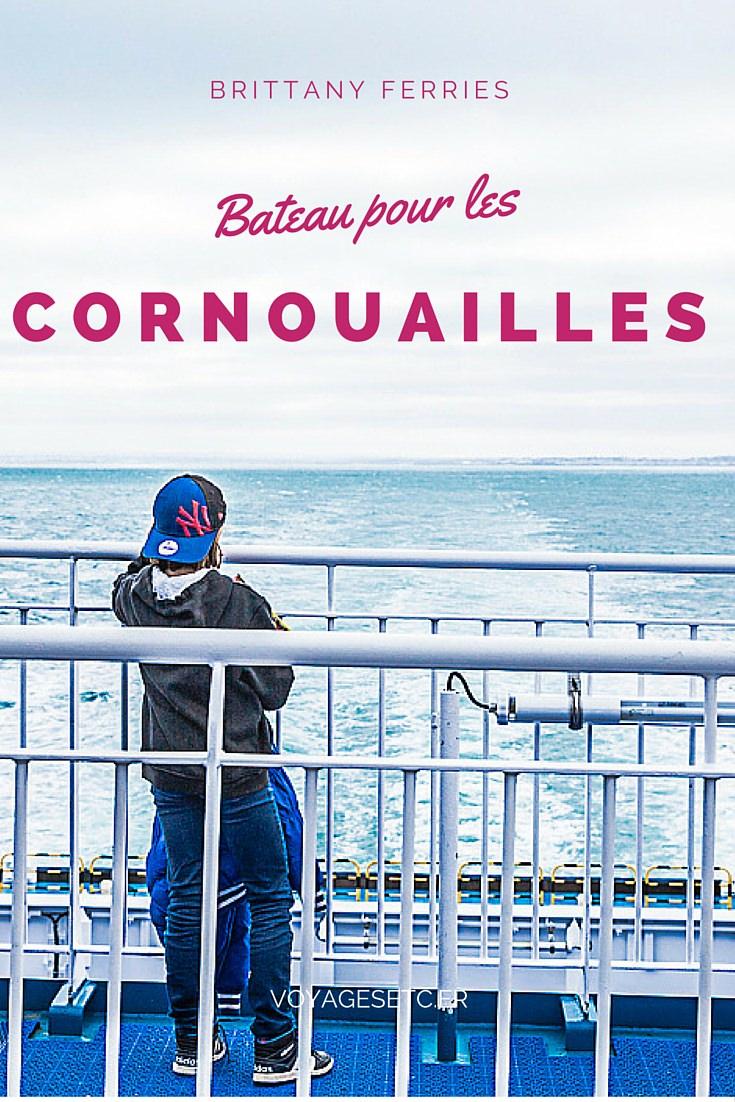 Pour les vacances de Pâques, elle et moi sommes parties 5 jours en Cornouailles en circuit bateau + voiture ! Tout sur la traversée de la Manche sur l'Armorique, l'un des bateaux de la flotte Brittany Ferries