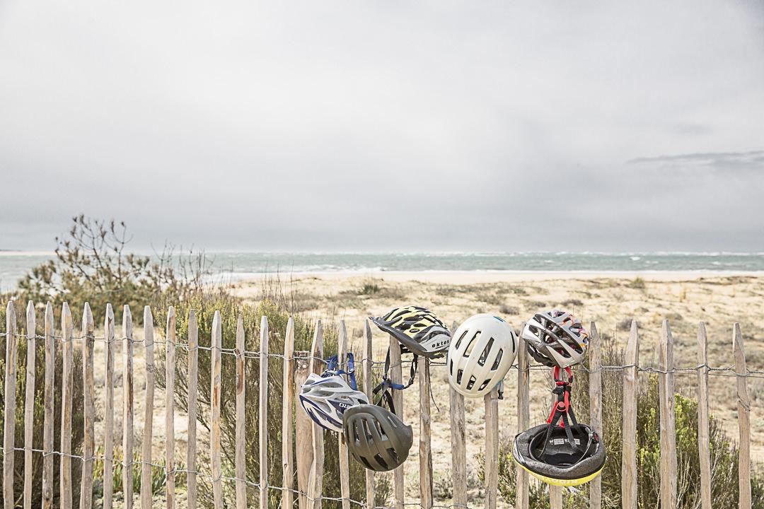 Découverte de la presqu'ile du Cap Ferret à vélo