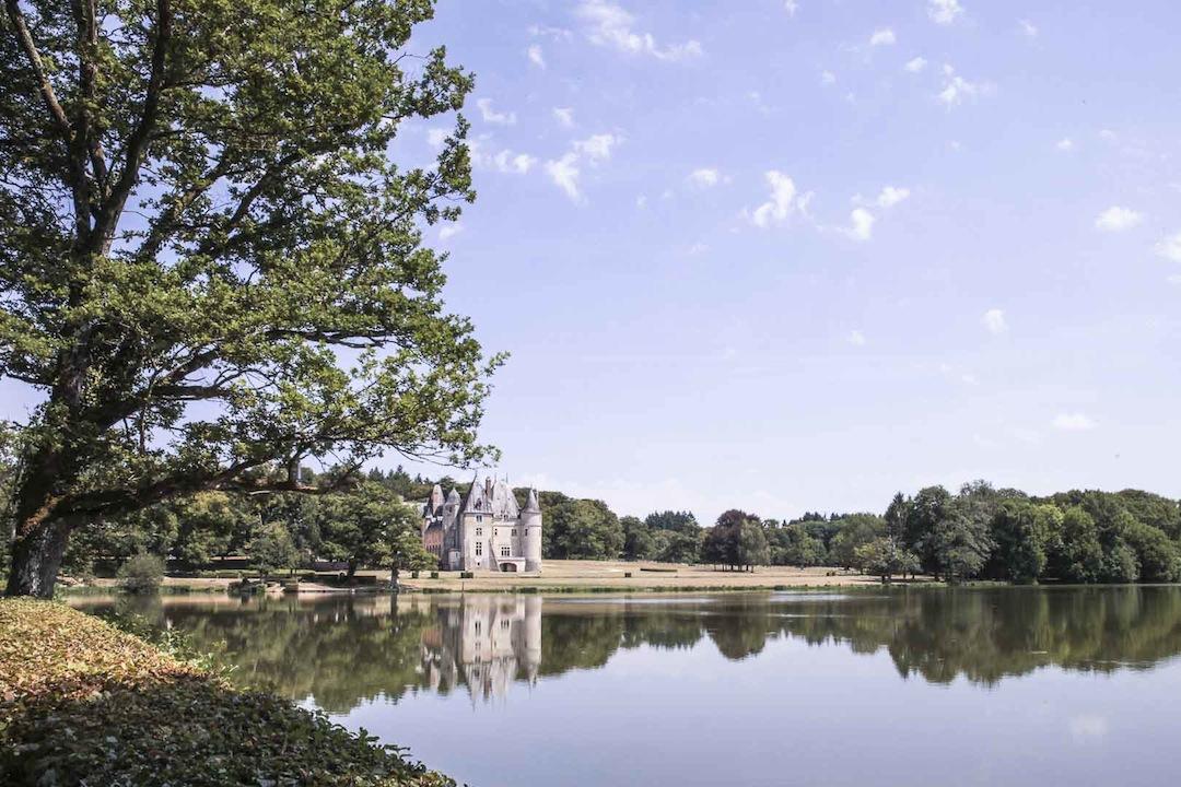 Chateau de la Verrerie - Berry ce trésor caché