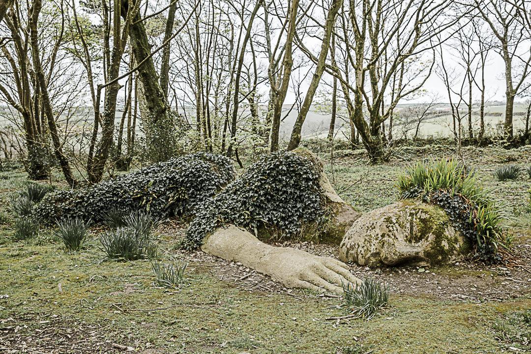 Road Trip en Cornouailles - Mud maid des jardins perdus de Heligan