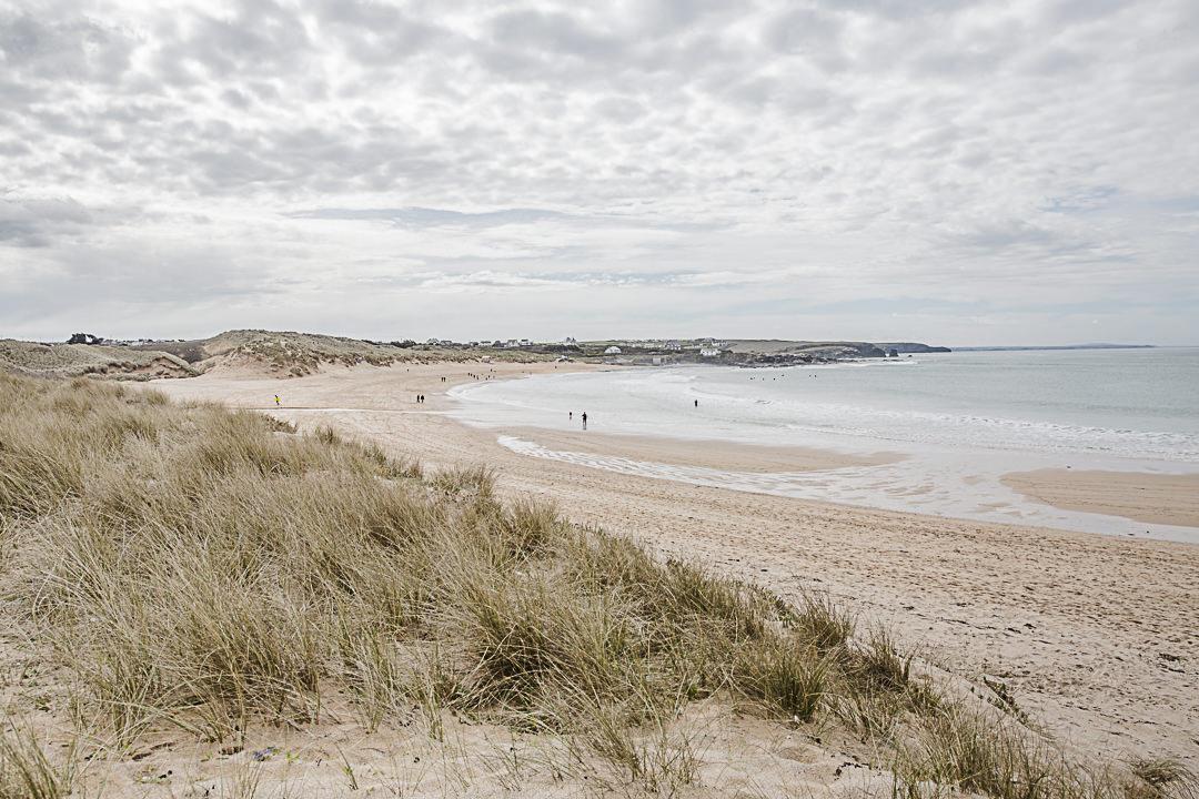 Road Trip en Cornouailles - Dans les dunes de Padstow