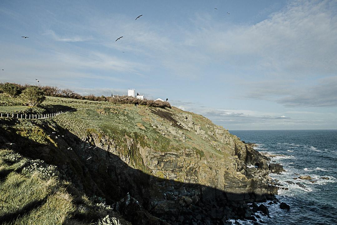 Road Trip en Cornouailles - Le phare du Cap Lizard