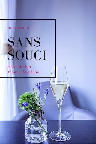 L'hotel Sans Souci est un superbe hotel design situé dans le quartier artiste de Vienne. A deux pas du museaumsquartier et du centre historique, c'est l'adresse idéale. Visite en image sur voyagesetc.fr