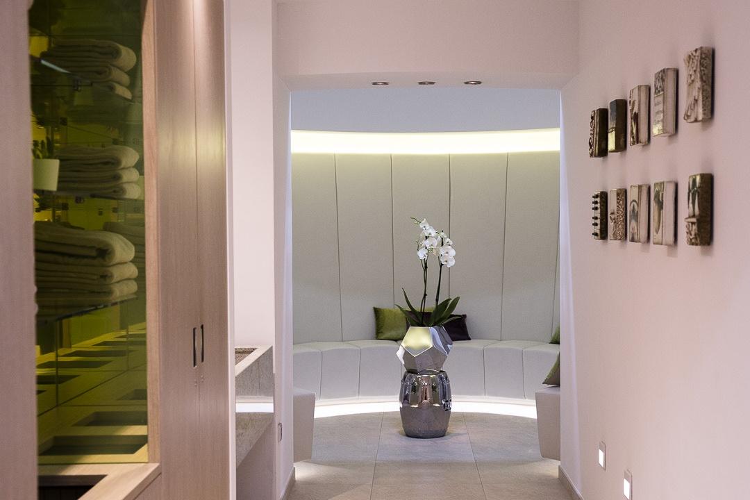 salle de repos du spa de l'hotel sans souci Vienne