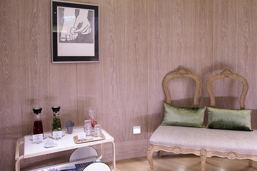 Le spa du sans souci, hotel design Vienne