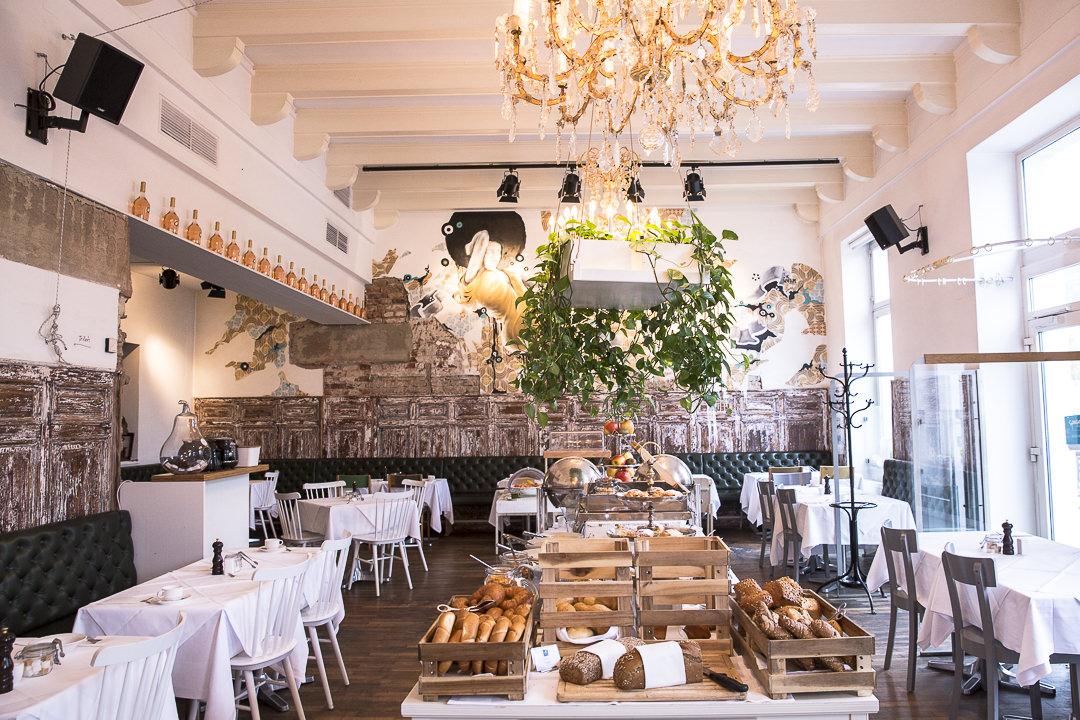 Brunch du restaurant Speisesaal - Graz