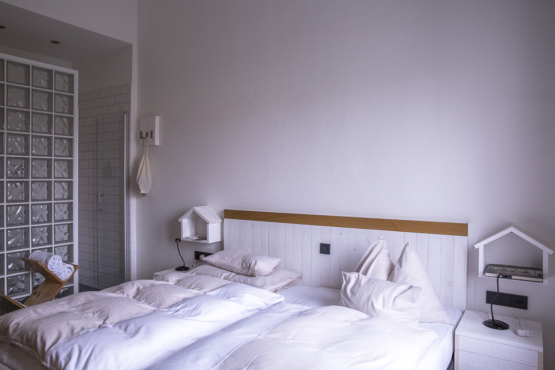 Chambre 305 de l'hotel Wiesler Graz Autriche