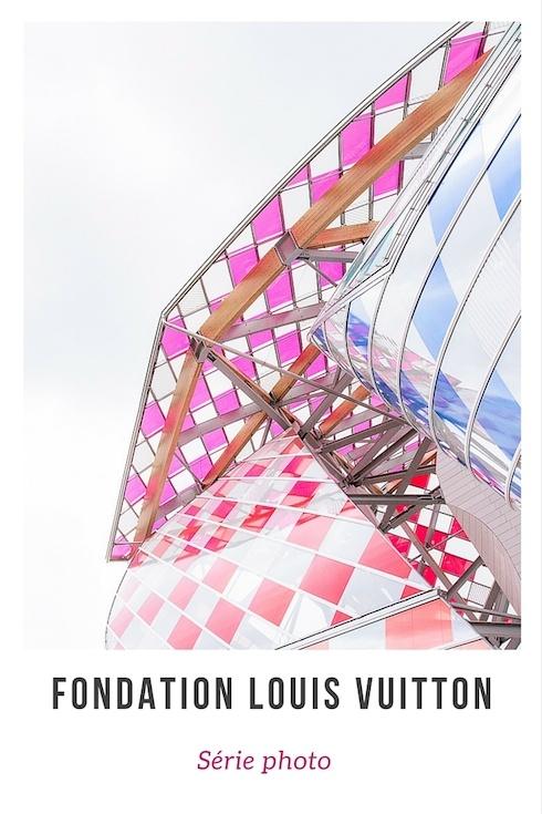 Depuis mi-mai dernier, la fondation Louis Vuitton est colorisée par l'artiste Daniel Buren. Visite en images de cette magnifique installation