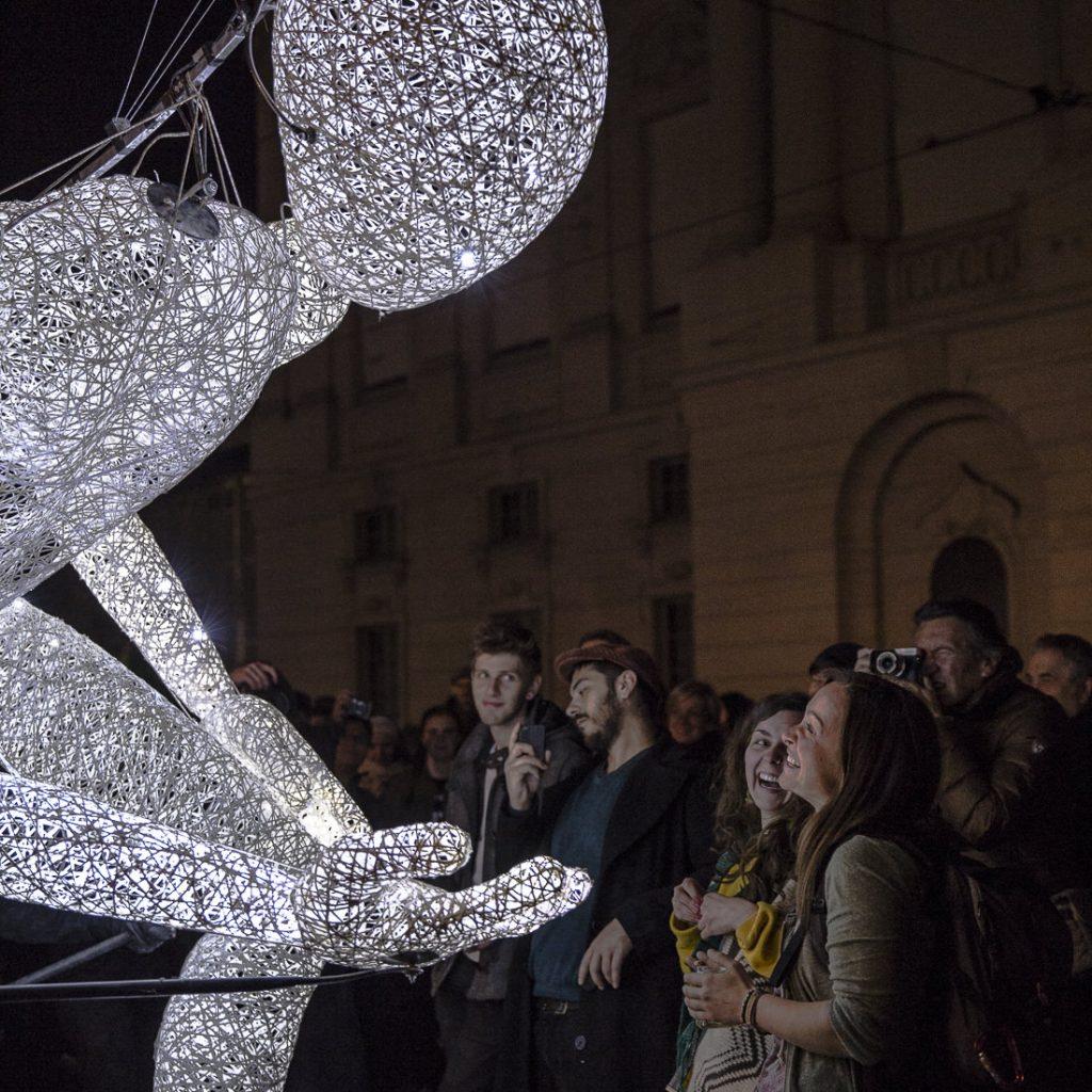 Klanglicht 2016 Graz
