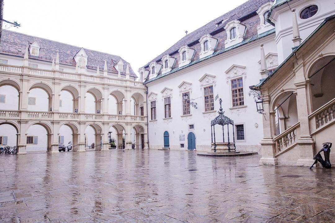 Arcades du Landhaushof