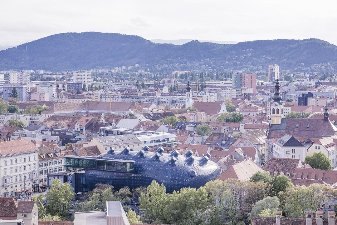 Musée d'art contemporain Graz