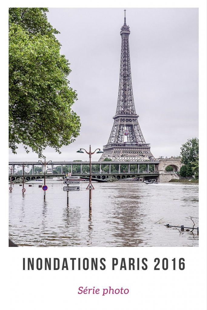 Inondations Paris 2016