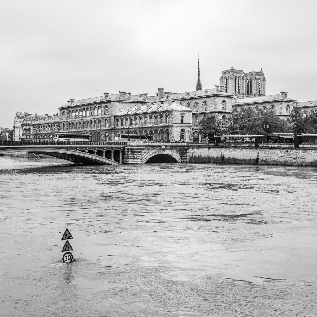 Paris inondations 2016