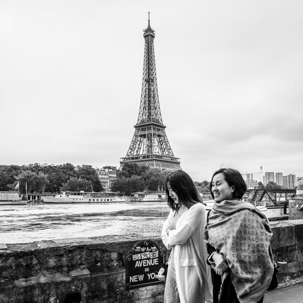 Avenue de New York - Paris inondations 2016