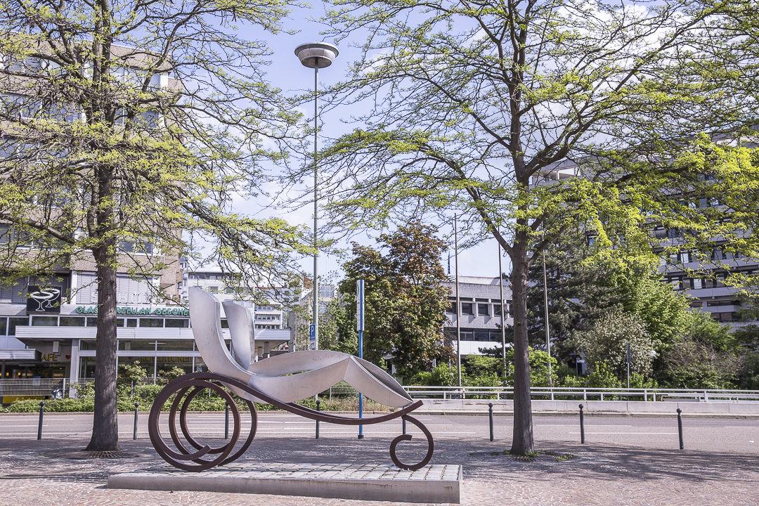 Hommage à Bertha Benz à Pforzheim